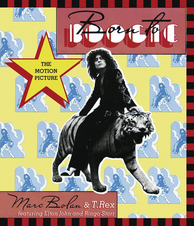 Marc Bolan & T.Rex / Born To Boogie The Motion Picture