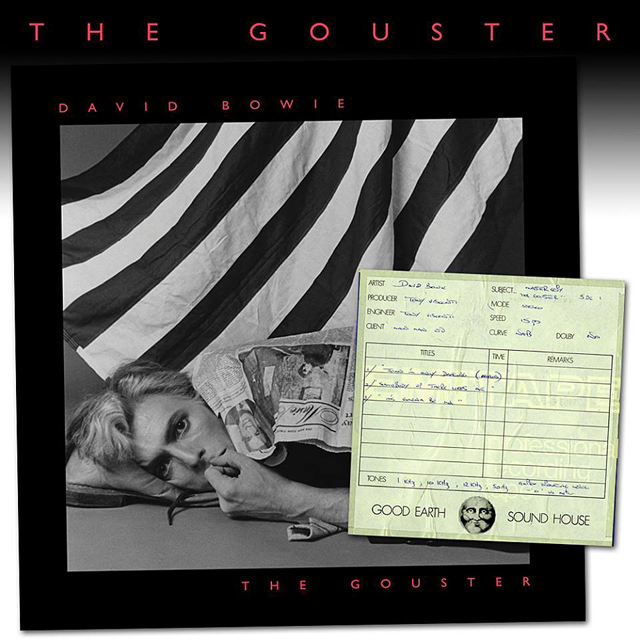 David Bowie / The Gouster - Boxset [Who Can I Be Now? (1974 - 1976)]