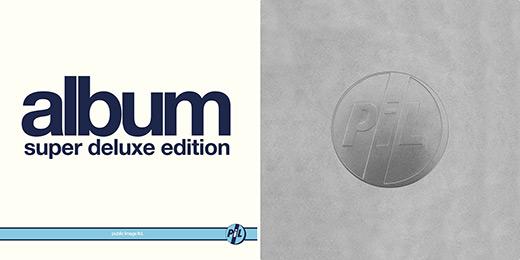 Public Image Ltd - Metal box & Album - Super Deluxe Editions