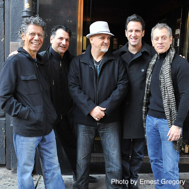 THE CHICK COREA ELEKTRIC BAND featuring DAVE WECKL, JOHN PATITUCCI, ERIC MARIENTHAL & FRANK GAMBALE