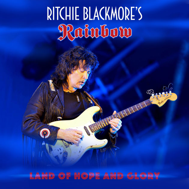 Ritchie Blackmore's Rainbow / Land of Hope and Glory - Single