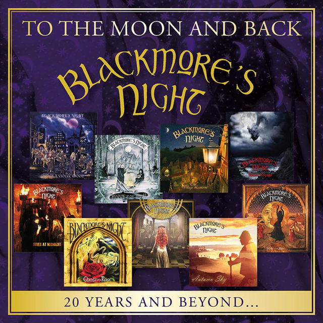 Blackmore's Night / To The Moon And Back 20 Years And Beyond...