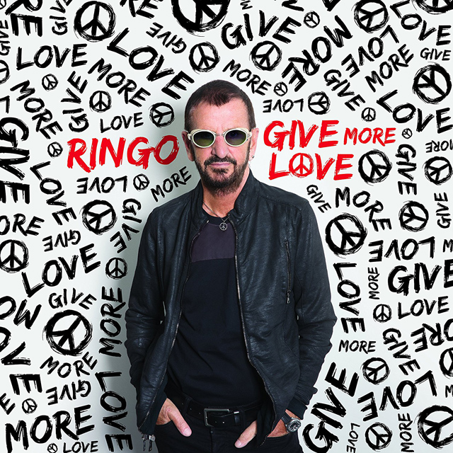 Ringo Starr / Give More Love