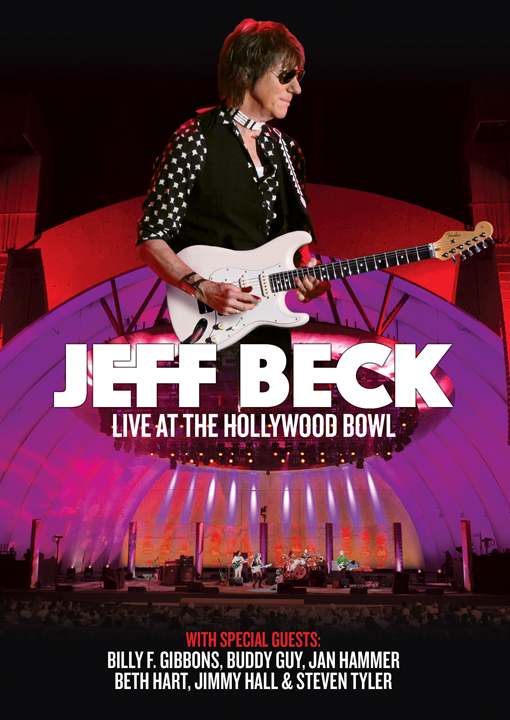 Jeff Beck / Live At The Hollywood Bowl