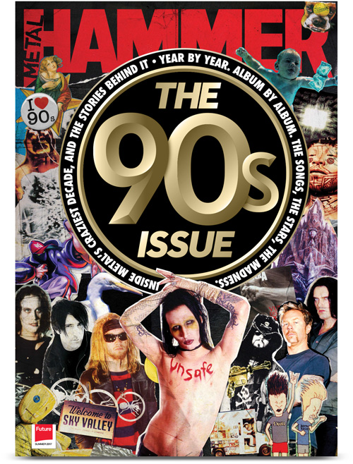 Metal Hammer - Issue 299 - The 90s Issue