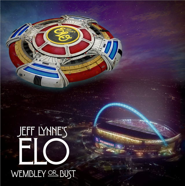 Jeff Lynne's ELO / Wembley or Bust