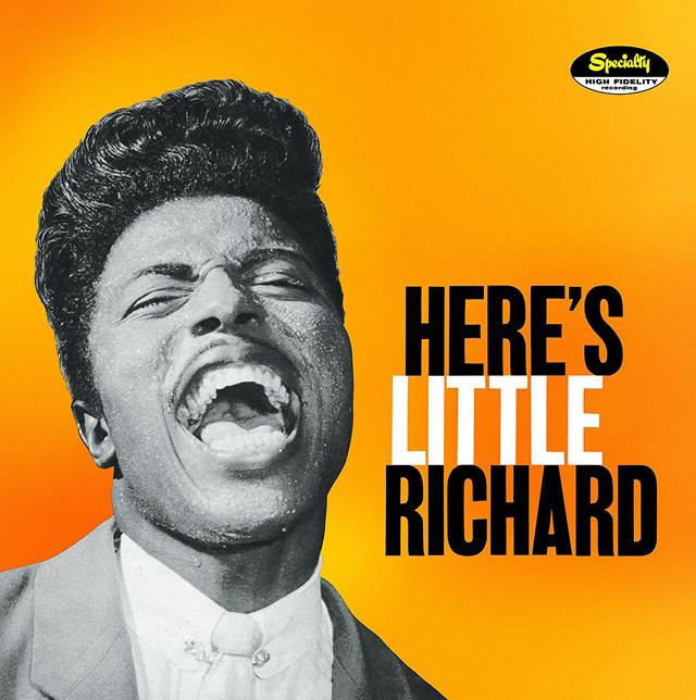 Little Richard / Here's Little Richard
