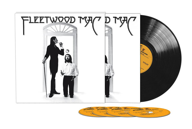 Fleetwood Mac / Fleetwood Mac [3CD+LP+DVD Deluxe Edition]