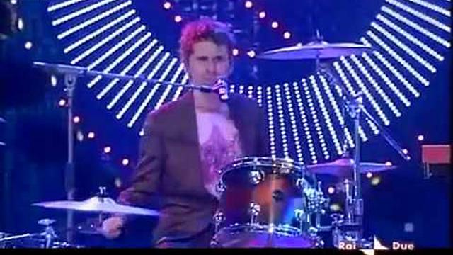 Muse on Italian TV - 2009