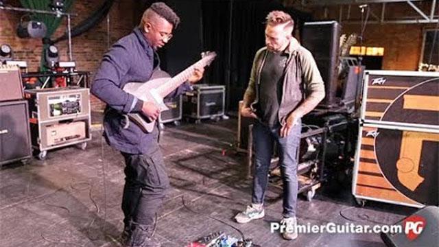 Premier Guitar / Rig Rundown - Animals as Leaders