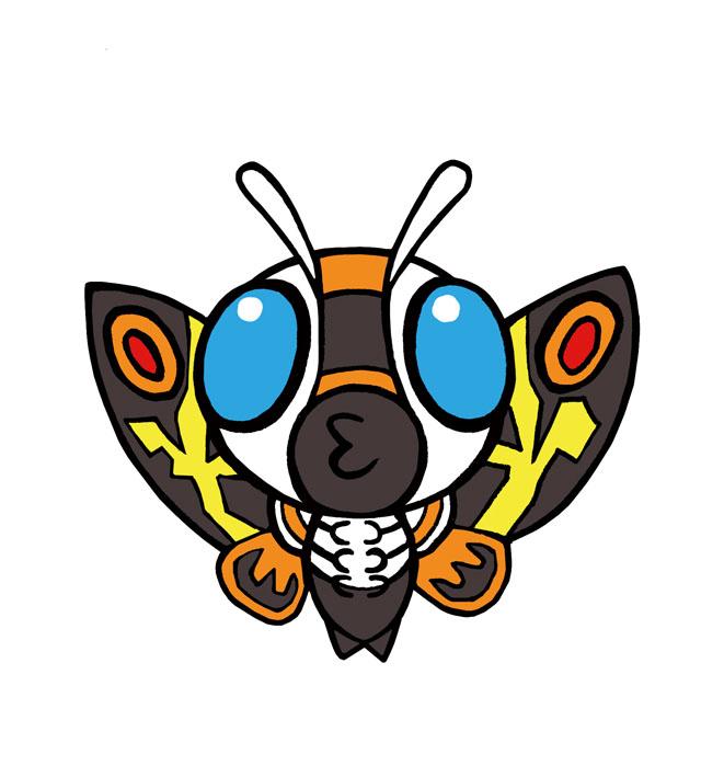 養蚕イノベーションプロジェクト『モスラ復活大作戦』© TOHO CO., LTD.