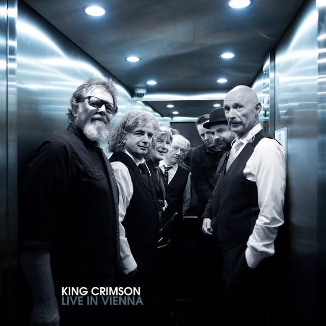 King Crimson / Live in Vienna, December 1, 2016