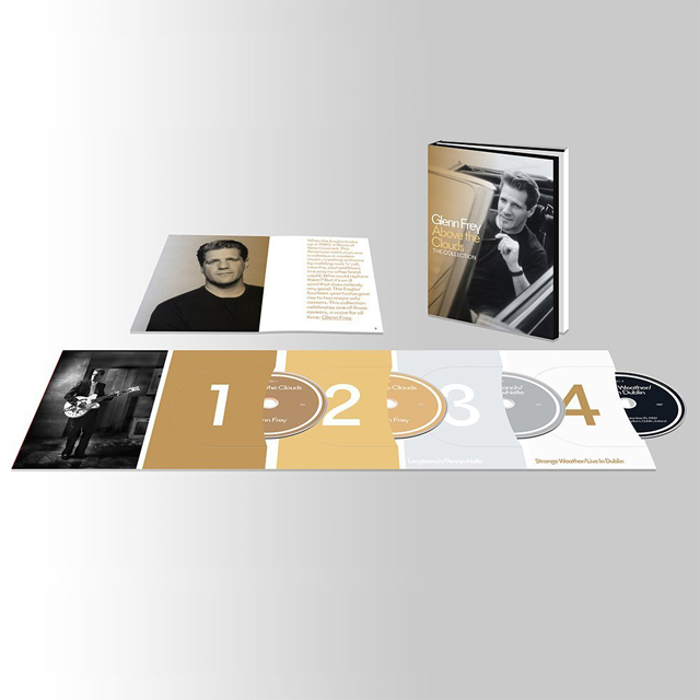 Glenn Frey / Above The Clouds: The Collection [3CD+DVD]