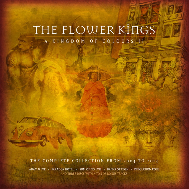 The Flower Kings / A Kingdom Of Colours 2 (2004-2013)