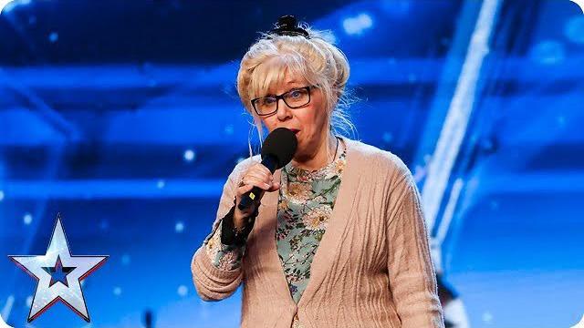 Jenny Darren - Britain's Got Talent