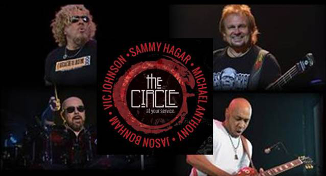 Sammy Hagar & The Circle