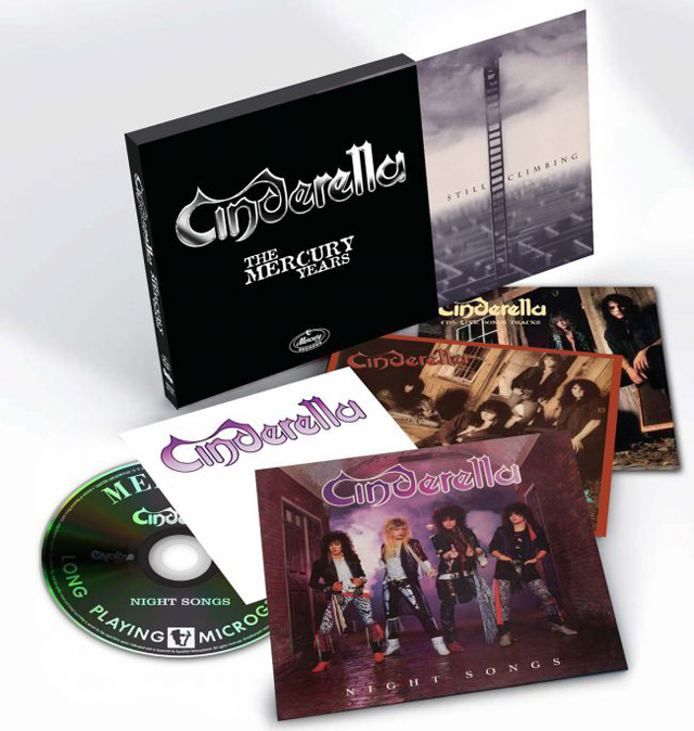 Cinderella / The Mercury Years