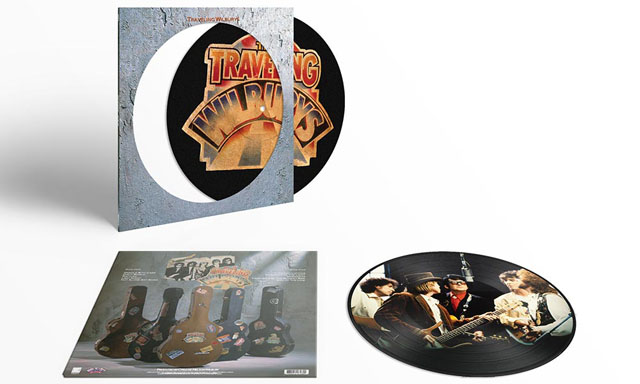 "The Traveling Wilburys / Traveling Wilburys Vol. 1 [30th Anniversary limited edition 12"" Picture Disc]"