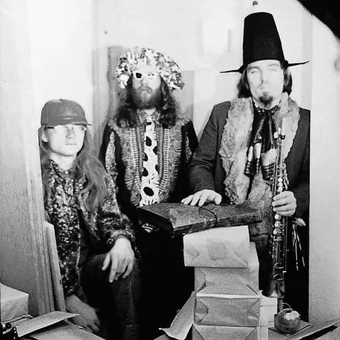 写真] Jeff Cotton, Victor Hayden and Don Van Vliet. 1969. Photo by ...