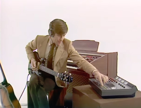 BBC  1980: Tomorrow's World: Portable Recording Studio