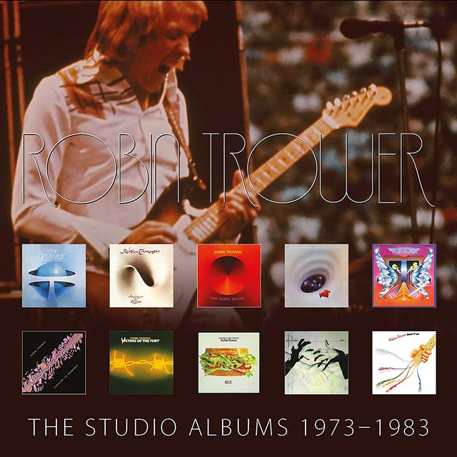 Robin Trower / The Studio Albums 1973-1983