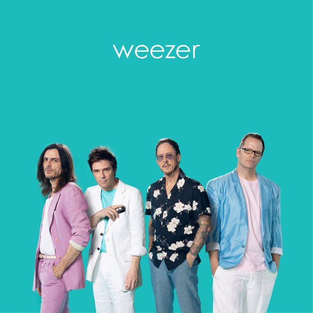 Weezer / Weezer (Teal Album)