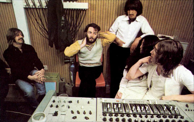 The Beatles - photo credit: Apple Corps Ltd