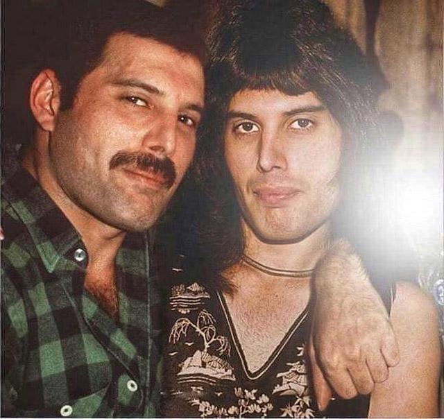 Freddie Mercury and Freddie Mercury - Ard Gelinck