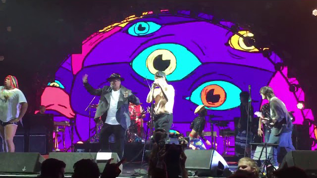 Red Hot Chili Peppers feat. George Clinton and P-Funk