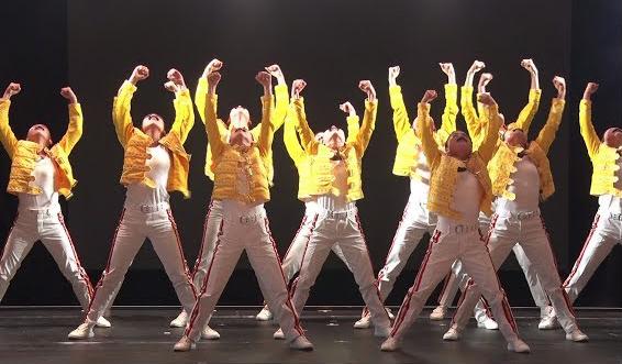 大阪府立登美丘高等学校ダンス部 - <TOKYO MIDTOWN HIBIYA 1st Anniversary