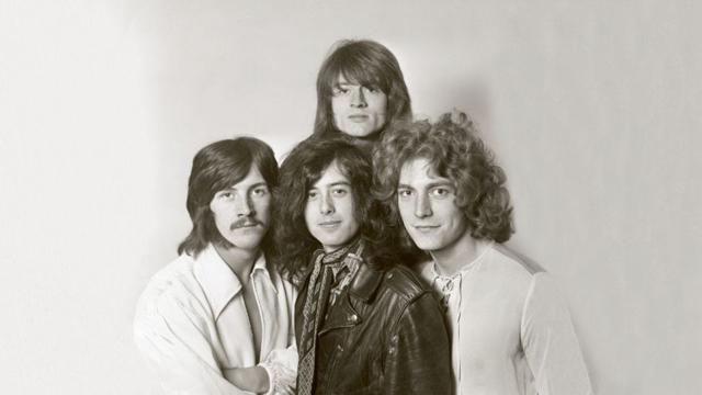 Led Zeppelin (Image: © Dick Barnatt / Redferns (Getty Images))
