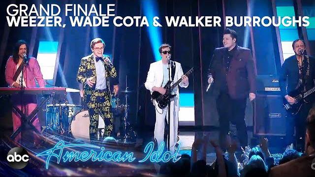 Weezer, Wade Cota & Walker Burroughs Sing