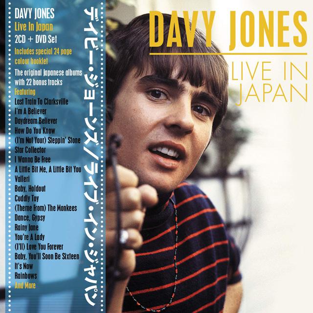 Davy Jones / Live In Japan
