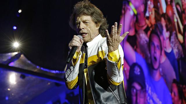 Mick Jagger (Image credit: Matthew J. Lee/The Boston Globe - Getty)