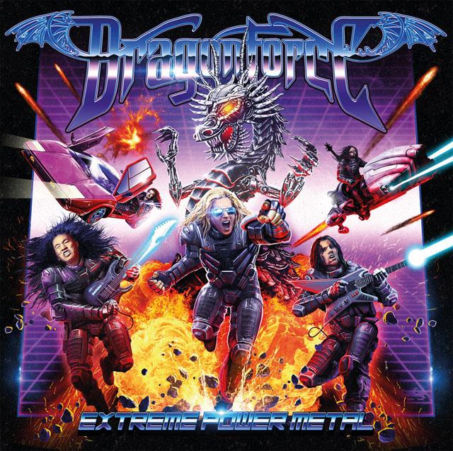 Dragonforce / Extreme Power Metal