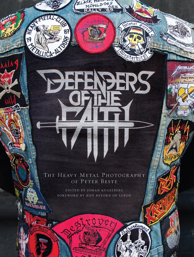 Defenders of the Faith: The Heavy Metal Photography of Peter Beste