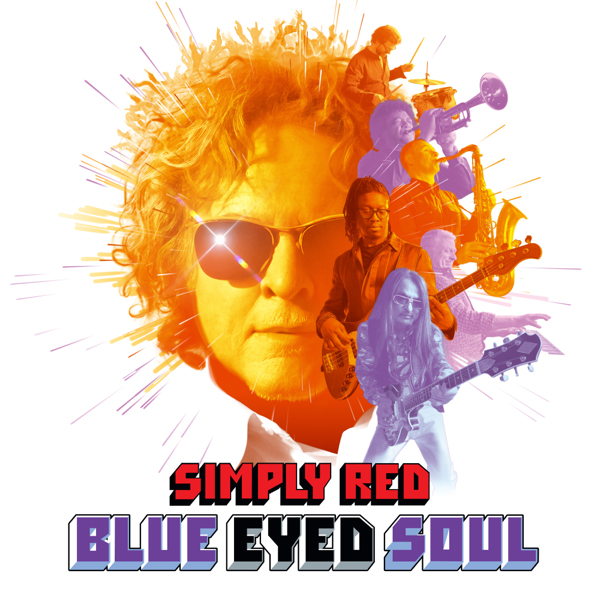 Simply Red / Blue Eyed Soul