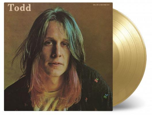 Todd Rundgren / Todd [180g LP / gold coloured vinyl]