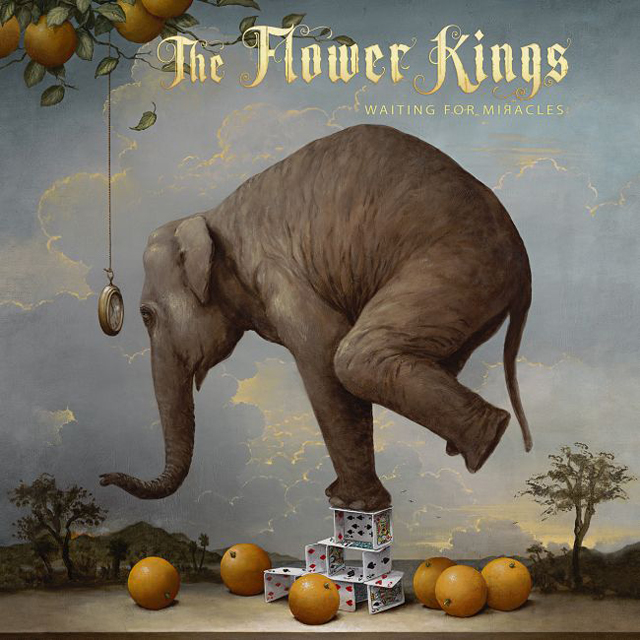 The Flower Kings / Waiting For Miracles