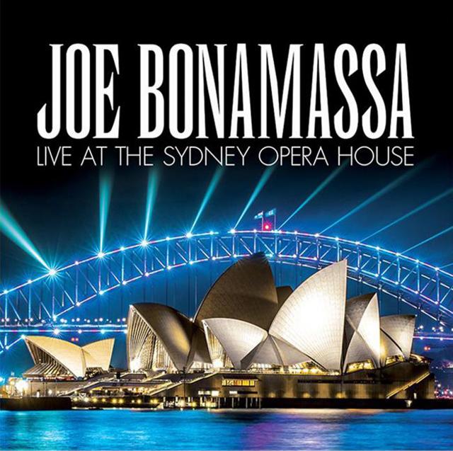 Joe Bonamassa / Live At The Sydney Opera House