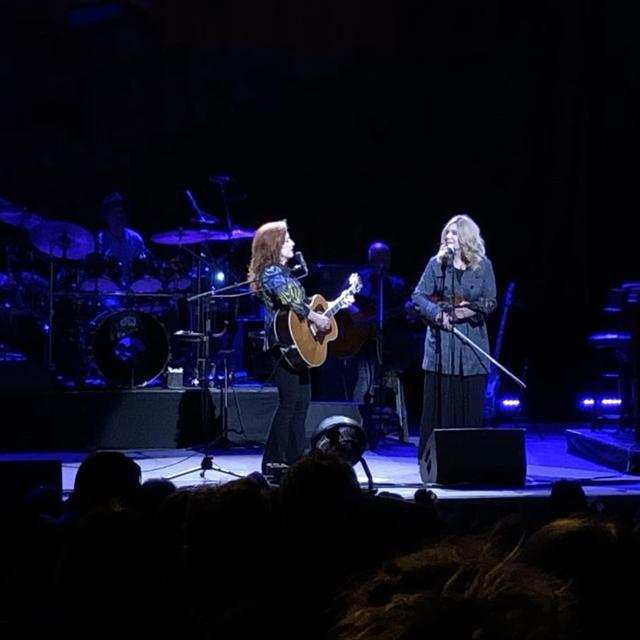 Bonnie Raitt with Alison Krauss
