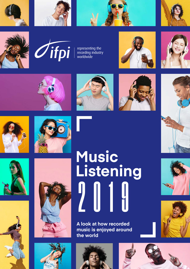 IFPI Music Listening 2019