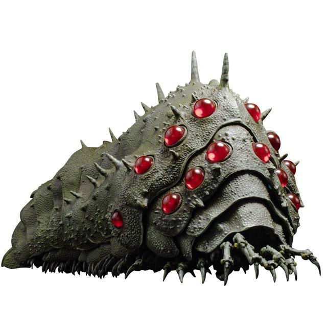 【千値練】タケヤ式自在置物 風の谷のナウシカ 王蟲 © Studio Ghibli © 竹谷隆之・山口隆