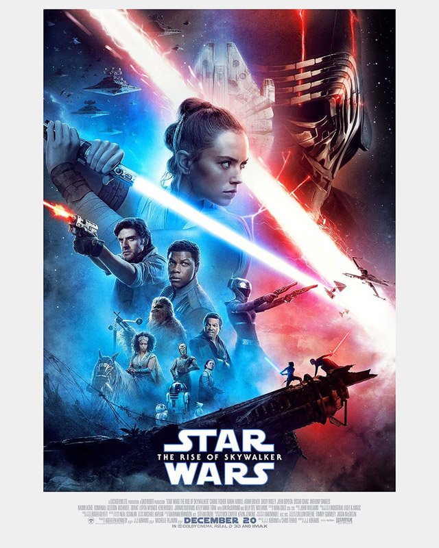 Star Wars: The Rise of Skywalker (C) 2019 Lucasfilm Ltd. All Rights Reserved.