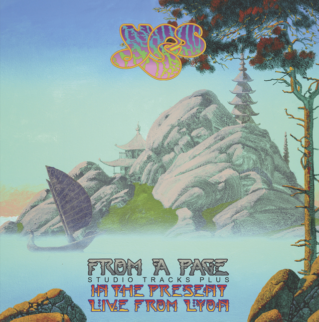 Yes / From A Page [CD]