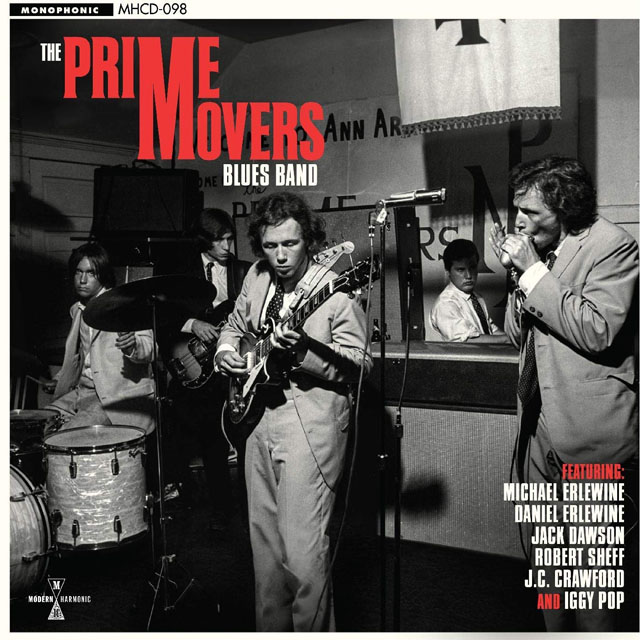 The Prime Movers Blues Band / The Prime Movers Blues Band