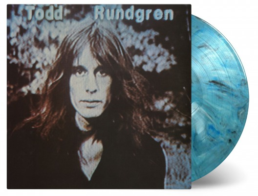 Todd Rundgren / Hermit of Mink Hollow [180g LP / blue marbled (blue, white & black mixed) coloured vinyl]