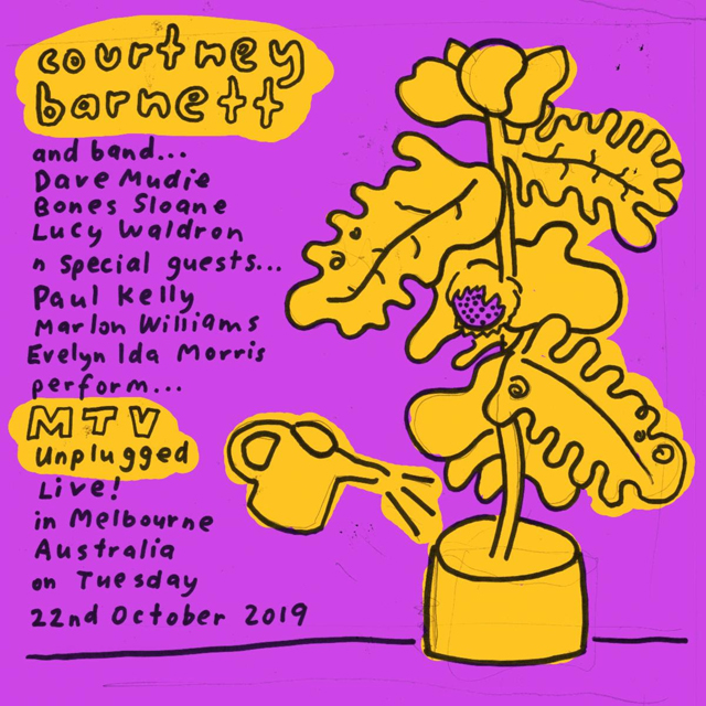 Courtney Barnett / MTV Unplugged (Live In Melbourne)
