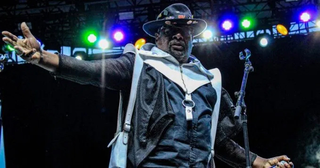 George Clinton - Photo: Andrew O'Brien; from 6/4/19