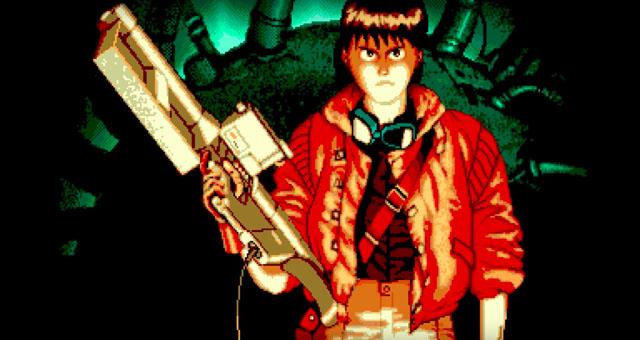 Akira (Prototype - Unreleased Sega Mega Drive Game) 』(C)1988マッシュルーム/アキラ製作委員会